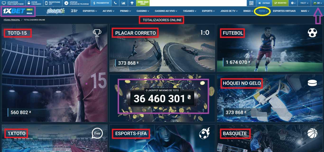 1xBet – popular casa de apostas no Brasil